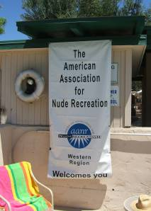 AANR Welcome Sign