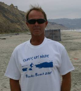 Nude Surf Event Shirt