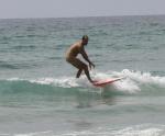 Nude Surf Event Participant