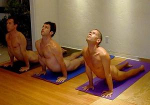 Naked Yoga Group