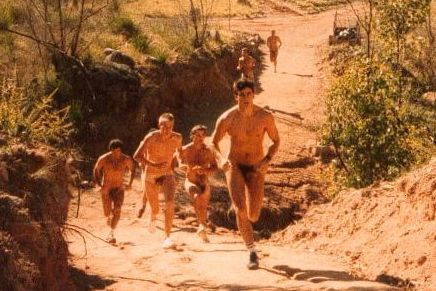 Bare Burro Nude 5K Trail Run